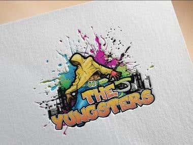 Logo/graphic design for hip hop dance crew