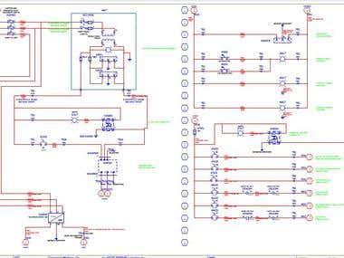 Industrial Electrical Drawings