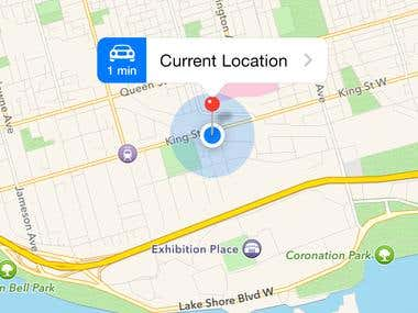 GPS Tracking System (MVC 5.0, iOS, Android)