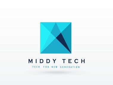 Brand Identity for Middy Tech