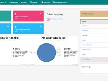 Inventory management Software + CRM