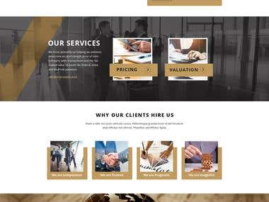 Valentiam Group website
