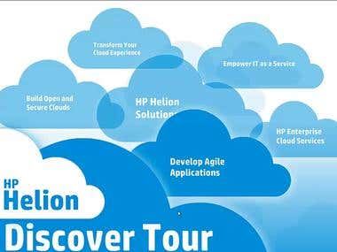 HP Discover Tour 2014