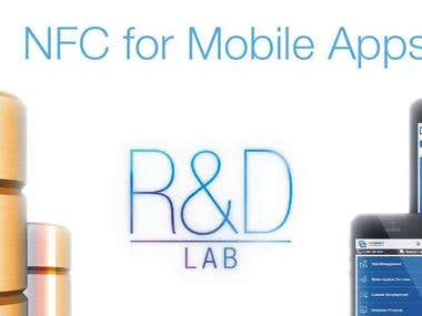 From our R&D Lab: NFC for Mobile Applications