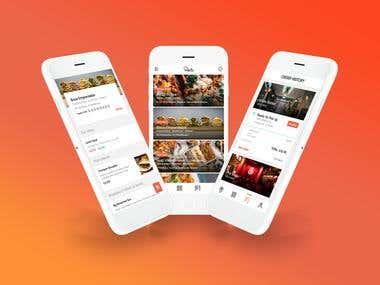 Redi - client app