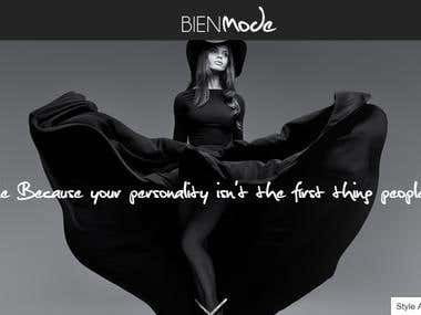 Bienmode- Celebrity Styling Services.