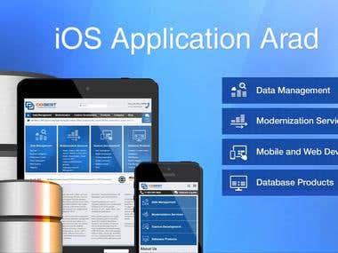 iOS Application/ Android Application | Arad Israel
