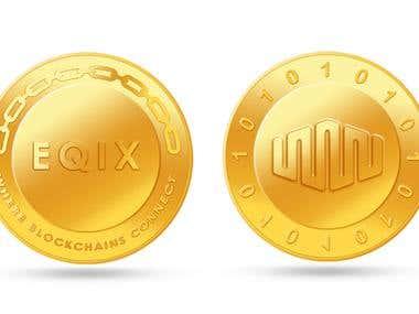 Eqix Crypto Coin