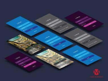Mobile UI UX Design