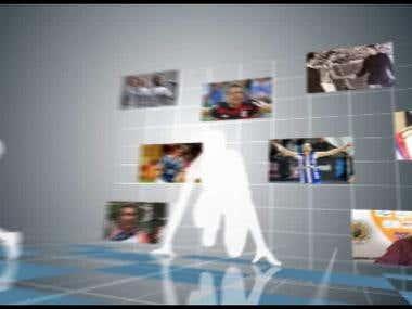 Sport Broadcast Intro