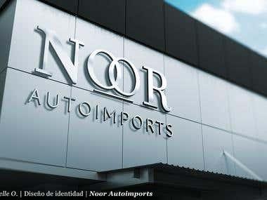 Noor Logo Proposal