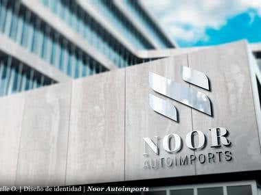 Noor Logo Proposal #2