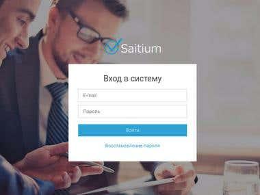 Online Website Designer