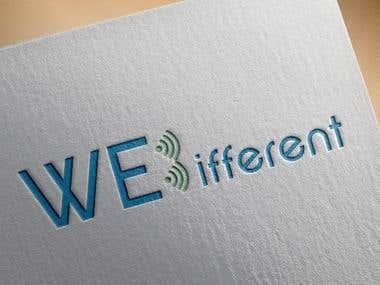 logo we different