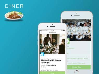 DINER : A BETTER WAY TO BRING PEOPLE TOGETHER (Restaurant)