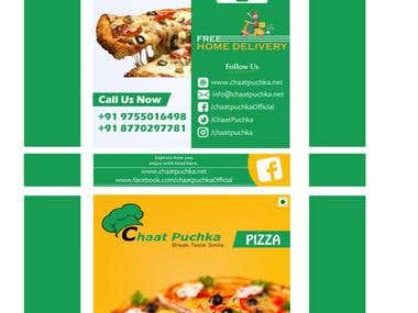 PIZZA BOX AND SANDWICH BOX PACKAGE