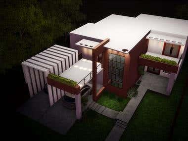 Exterior Design & Render