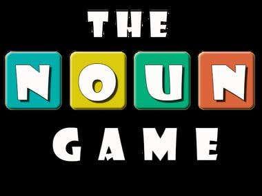 The Noun Game App