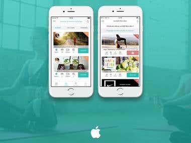 Le poids chiche (iOS)
