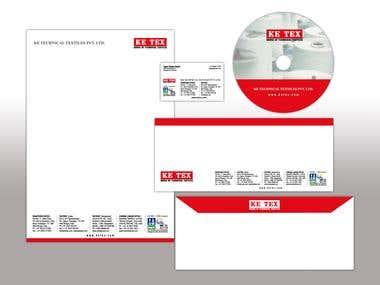 Stationery Design, Business Card Desgin