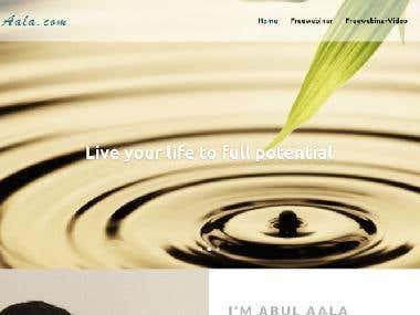 Life Coaching Site