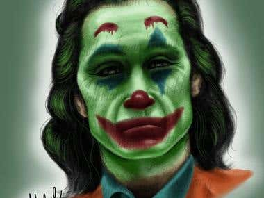 the joker by Abdulrahman