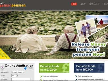 Loan Against Pension