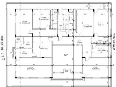 PDF to CAD conversation drafting