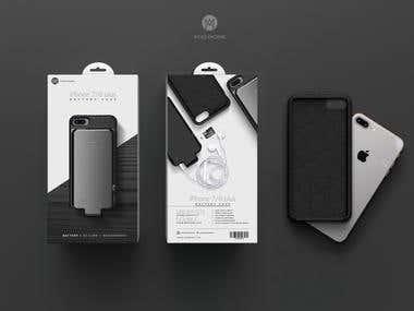 Case Packaging - Packaging design