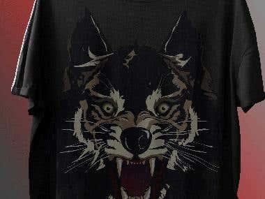 Graphic on T-shirt   Photo Editing