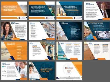 Booklet / Brochure/Flyer Design