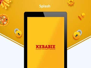 Kebabie - Shop Manager Panel