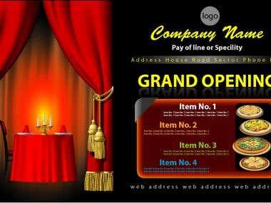 Grand Opening Of Hotel Banner
