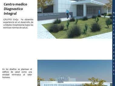 Hospital Design/Diseño Hospitalario