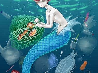 The Mermaid and the Turtle