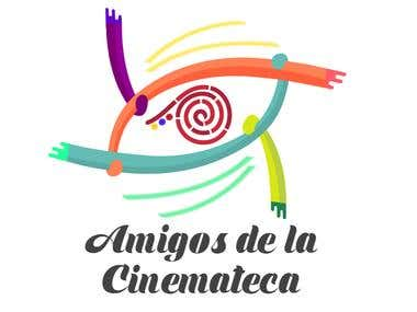 Logo Design - Friend of the Cinematec