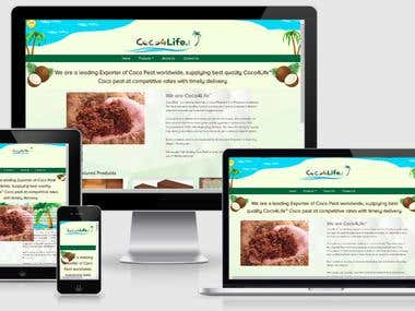 Coco4life website