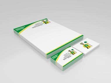 Business Stationary Design