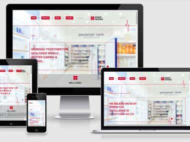 xenofarma website