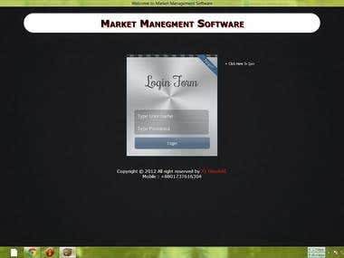 MARKET MANAGEMENT SOFTWARE