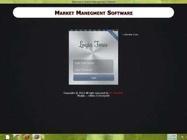 MARKET MANAGEMENT SOFTWARE