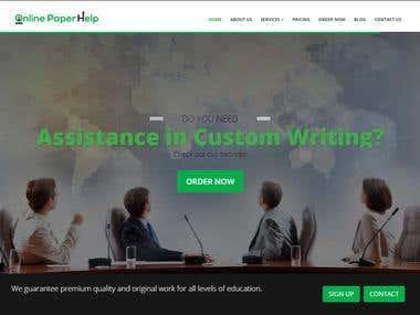 Online Paper Help