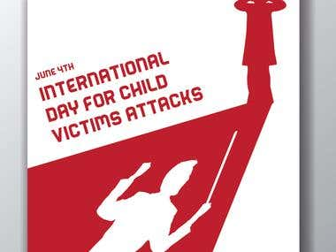 International day for Child victim attacks fir the UN