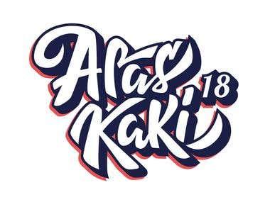 Alas Kaki Logo