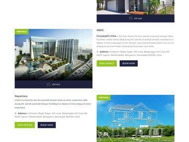 Real Estate Booking System