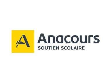 anacours logo