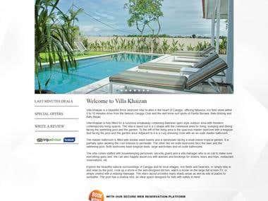 Villa Khaizan Bali