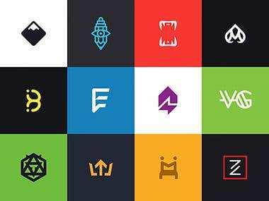 Wonderful Logos Sample.