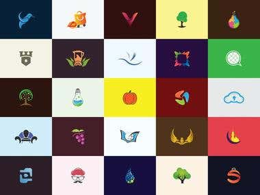 My Collection of Beautiful Logos.