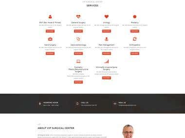 Wordpress Theme Develop